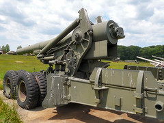 "M115 203mm Howitzer (9) • <a style=""font-size:0.8em;"" href=""http://www.flickr.com/photos/81723459@N04/9709663080/"" target=""_blank"">View on Flickr</a>"
