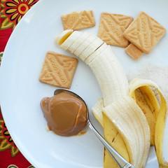 Dulce de Leche Roasted Banana Pudding (onlinepastrychef) Tags: dessert pudding banana bananas roasted dulcedeleche bananapudding