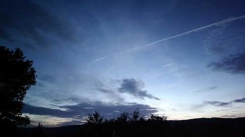 Nokia 808 Pureview - Night timelapse, dusk and stars
