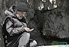 Poor_Man (Fahad_Aljohani) Tags: paris france europe homeless poor panhandler poorman