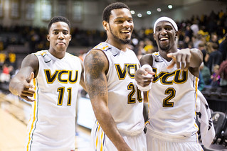 VCU Defeats ISU (Full Size)