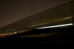Midnite Train (passingground) Tags: california fall night train tracks midnight riverbank openexposure