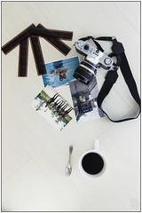Bons tempos | Good Times - Week 45/52 (Ronaldo Santos.) Tags: camera brazil coffee canon eos fotos paulo yashica so 52weeks strobist tlsuper cameraanalogica t2i projeto52semanas strobistbrasil