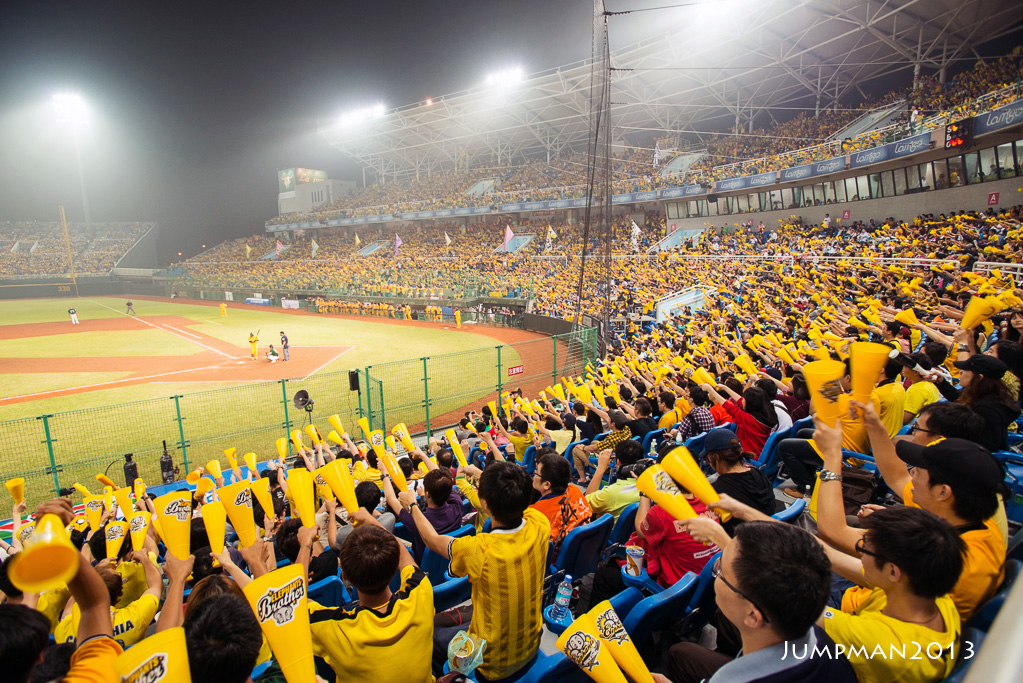 2013/11/09 統一獅 vs兄弟象