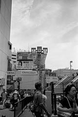 2013.07.21 Yokohama (nobring) Tags: street leica blackandwhite bw film monochrome blackwhite cosina trix streetphotography 400tx summicron yokohama ikon     bwfp 7n4vju
