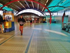 Utrecht Central station in transition (mogromo) Tags: holland netherlands utrecht ns nederland starbucks cs centraalstation centralstation