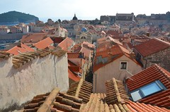 Dubrovnik old town from the wall (rdh in mn) Tags: dubrovnik