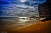 Cala Calblanque. (Fran Ramos.) Tags: costa azul mar agua arena alicante cartagena rocas canela marinas calblanque powerofart franramos fotoexcursiones
