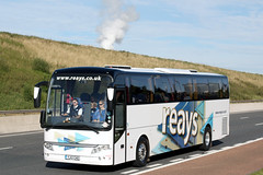 YJ12 CHO (Cumberland Patriot) Tags: coach coaches daf axial vdl wigton of reays sb4000 berkof yj12chv