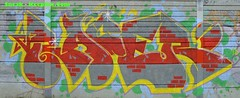 Racer (The_Real_Sneak) Tags: streetart graffiti graf ottawa urbanart gatineau spraypaint 819 hull graff racer 343 613 2013 nationalcapitalregion keepsixcom wwwkeepsixcom