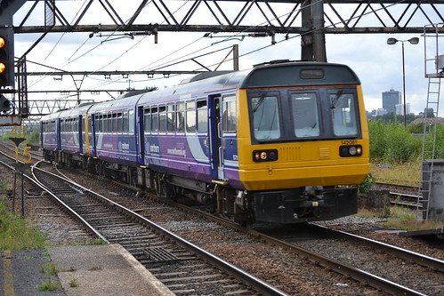 Northern Rail 4 Car Class 142 061
