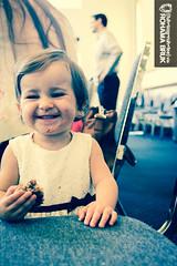 Celia ({fuh•tog•ruh•fee} via Rohama Bruk) Tags: wedding party baby cute love girl beautiful smile children yummy child miami adorable littleones kinderlach