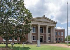Lamar County Courthouse (jwcjr) Tags: barnesvillega southernarchitecture barnesvillegeorgia smalltownga lamarcountycourthouse pentaxkr barnesvillecourthouse