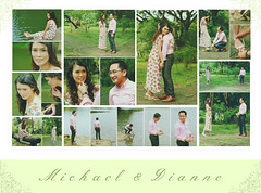 Michael Gania & Dianne Reyes Engagement