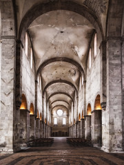 Kloster Eberbach (blichb) Tags: winter deutschland hessen rheingau eltville klostereberbach 2014 52weeks 52wochen blichb olympusomdem1 28i52