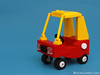"LEGO Cozy Coupe • <a style=""font-size:0.8em;"" href=""http://www.flickr.com/photos/44124306864@N01/12173269245/"" target=""_blank"">View on Flickr</a>"
