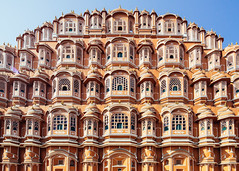 The Hawa Mahal. (Crusade.) Tags: city india architecture canon jaipur tse sonya7r