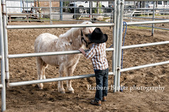 Cowboys Come in All Sizes (RedHatGal: Barbara Butler/FireCreek Photography) Tags: ranch boy barn riding pony cowboyhat stable cowboyboots littlecowboy redhatgal kerncountyphotogrpahers firecreekphotography kernphotographyassociation ridinginstruction barbarabutlerphotography thecirclebridingacademy