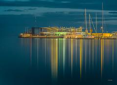 Reflejos II (juanjofotos) Tags: puerto mar barco reflejos marmediterrneo burriana geoetiqueta nikond800 juanjofotos juanjosales