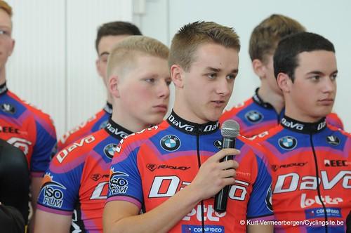 Ploegvoorstelling Davo Cycling Team (157)