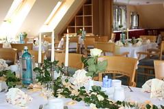 Restaurant Landidyll Hotel Ostseeland (Ostseeland) Tags: warnemünde räume feiern hotelostseeland