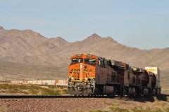 Arrowhead Junction, California (UW1983) Tags: trains bnsf railroads intermodal stacktrains desertrailroading needlessubdivision
