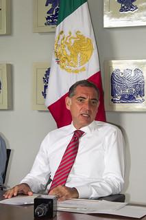 Gobierno de Oaxaca, Federación y Estado, destinan en forma inicial 52 MDP para prevenir y combatir incendios forestales en 2014, Oaxaca