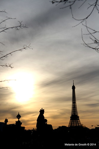 Parisian Sunset 4