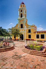 Trinidad (Andrew Greenhill) Tags: architecture buildings photography cuba places trinidad citystreets hdr cubanarchitecture trinidadcuba landscapescityscapes