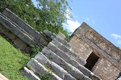 Subestructura1 (linkogecko) Tags: archaeology mxico mexico site maya yucatan yucatn mayan mexique archaeological 2009 zona mayas messico arqueologa dzibilchaltun arqueologica mayans arqueolgica