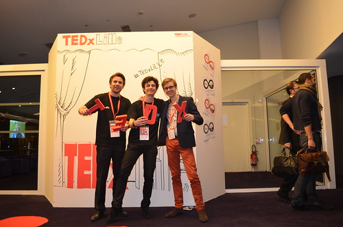 "Vos photos de TEDxLille 2014 • <a style=""font-size:0.8em;"" href=""http://www.flickr.com/photos/119477527@N03/13379337743/"" target=""_blank"">View on Flickr</a>"