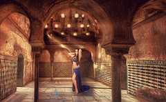 Selina in Alhabra (Scandiaphoto) Tags: spain alhambra eventfotograf modellbilder modefotograf portrttfotograf selinasevil fotograflenapetersson scandiaphoto portrttfotografmalm modellfotografmalm modefotografmalm eventfotografmalm lifestylephotographersweden