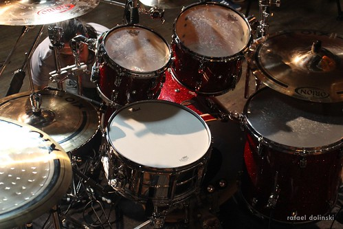 Orion Cymbals Play Pearl Brasil