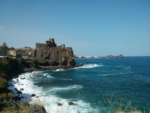 Aci Castello, Sicily