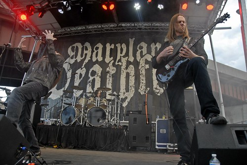Sarke at Maryland Deathfest XII