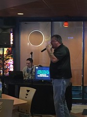"Karaoke at Sunset Downtown June 7, 2015 • <a style=""font-size:0.8em;"" href=""http://www.flickr.com/photos/131449174@N04/18347877744/"" target=""_blank"">View on Flickr</a>"