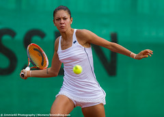 Andreea Mitu (Jimmie48 Tennis Photography) Tags: sport essen tennis karlsruhe bundesliga 2015 andreeamitu
