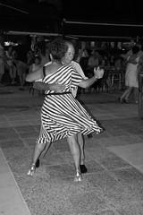 Milonga de verano en El Ports 9 (Gabriel Navarro Carretero) Tags: blackandwhite blancoynegro night noche blackwhite dance tango cartagena baile milonga elports