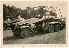 "SdKfz 232 • <a style=""font-size:0.8em;"" href=""http://www.flickr.com/photos/81723459@N04/19801228468/"" target=""_blank"">View on Flickr</a>"
