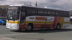 Maghull Coaches (Liverpool), Plaxton Paragon / Volvo B10M,  WK02 UMA (NorthernEnglandPublicTransportHub) Tags: