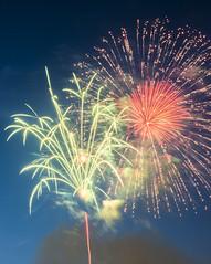隅田川花火大会/Sumida River Fireworks Festival. (mottu1988) Tags: longexposure summer festival japan 50mm tokyo nikon fireworks nikkor d800 花火 sumidariver 隅田川花火大会