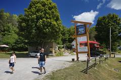 Quick stop in Springtown (lezumbalaberenjena) Tags: lake ontario canada madawaska calabogie 2015