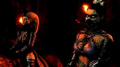 Mortal Kombat X - Sindel & Kitana - Con 1080p (Purple Wing) Tags: mortalkombatx tanya sonya sindel jax cassiecage cassie cage scorpion subzero kitana mileena female sexy woman girl beautiful gorgeous nice sweet hd wallpaper cover background screenshot kungjin kotalkahn dvorah takeda kenshi jacquibriggs jacqui briggs game battle fight fighting war earthrealm outworld liukang kunglao kabal smoke tremor sonyablade raiden darkraiden