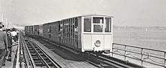 Southend (Lost-Albion) Tags: southend pier narrowgauge toastrack 1947
