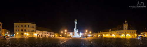 Tvrđa at night...