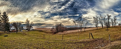 IMG_7648-51Ptzl1TBbLGE2R (ultravivid imaging) Tags: ultravividimaging ultra vivid imaging ultravivid colorful canon canon5dmk2 clouds sunsetclouds scenic vista rural fields farm earlyspring evening pennsylvania panoramic sunsetlight