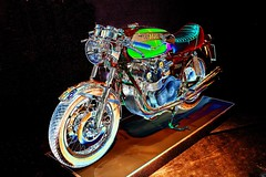 Psychedelic MV Augusta 750s classic Italian motor cycleotor sIMG_4711fl (Pete_Sy) Tags: psychedelic mv augusta 750s motorcycle motorbike classic italian digitallyaltered digitalart