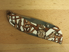 Buck Bantam BLW (CapCase) Tags: knife cutlery folder pocketknife bantam buck lockback