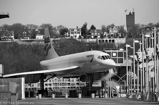 British Airway Aérospatiale BAC Concorde G-BOAD