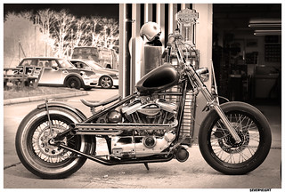 Harley Photoshop